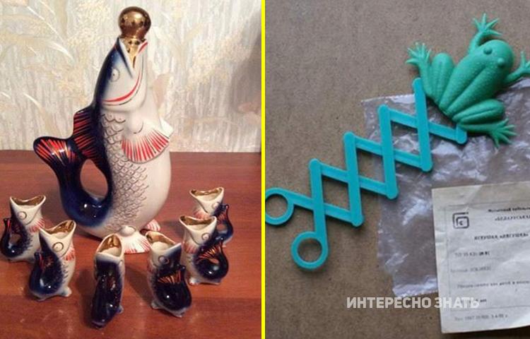 Молодежь не поймет: 15 дико странных вещей из СССР, которые были в каждом доме