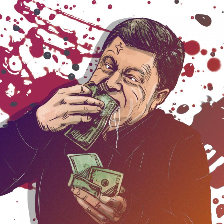 У Порошенко три сценария победы, и все кровавые