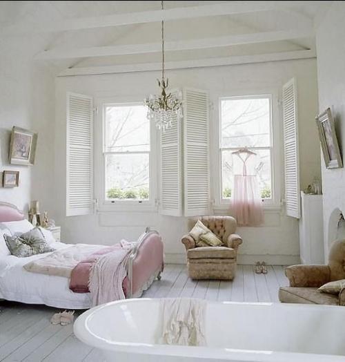 Красивые интерьеры спален