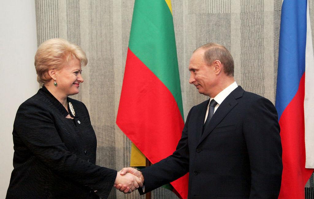 Президент Литвы: С Россией лучше сотрудничать, чем воевать