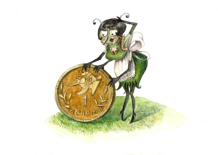 Приключения мухи-цокотухи