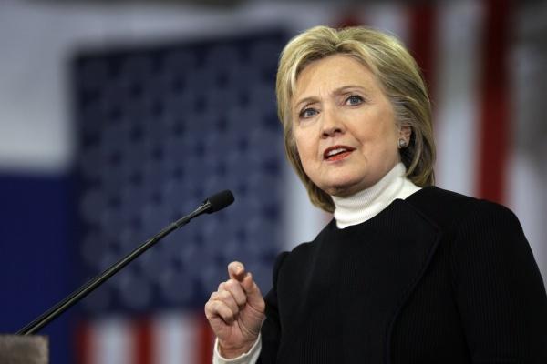 Клинтон считает, что Путин ведет против нее «личную вендетту»
