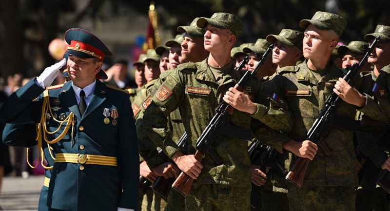 4-я гвардейская военная база для защиты населения Южной Осетии