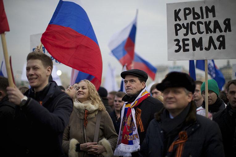 «Черная дыра» украиского времени: латыш, живущий в Крыму раскрыл правду о полуострове.