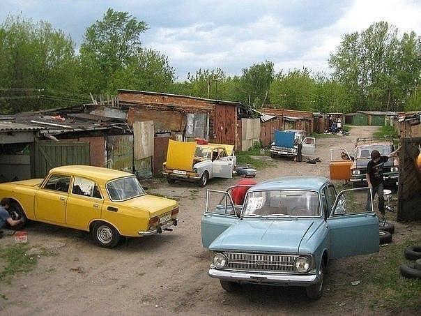 Мужской клуб СССР
