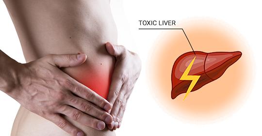 6 симптомов того, что токсины переполняют вашу печень