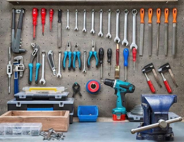 Интересные идеи самодельных инструментов