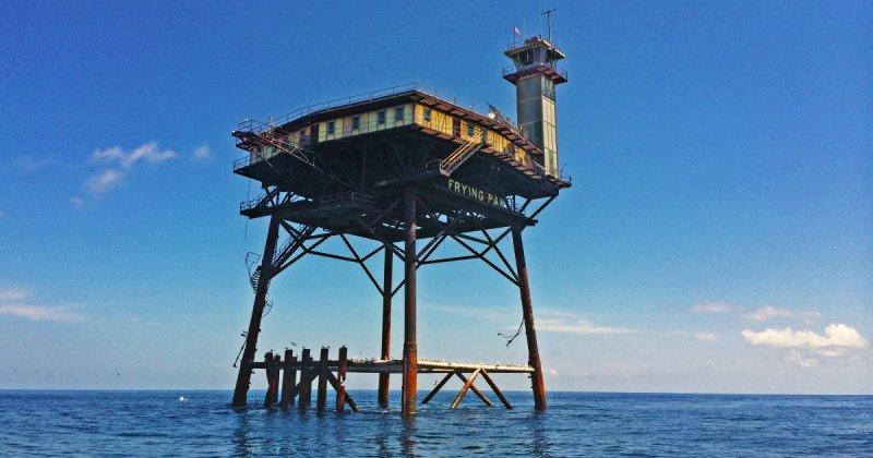 «Отель на ходулях»: самая опасная гостиница в мире ждет богатых ценителей экзотики