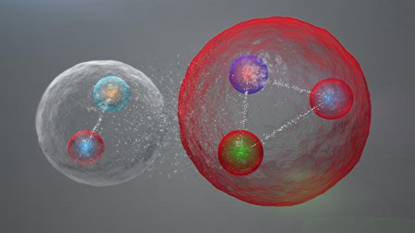 Физики из ЦЕРН открыли новый класс
