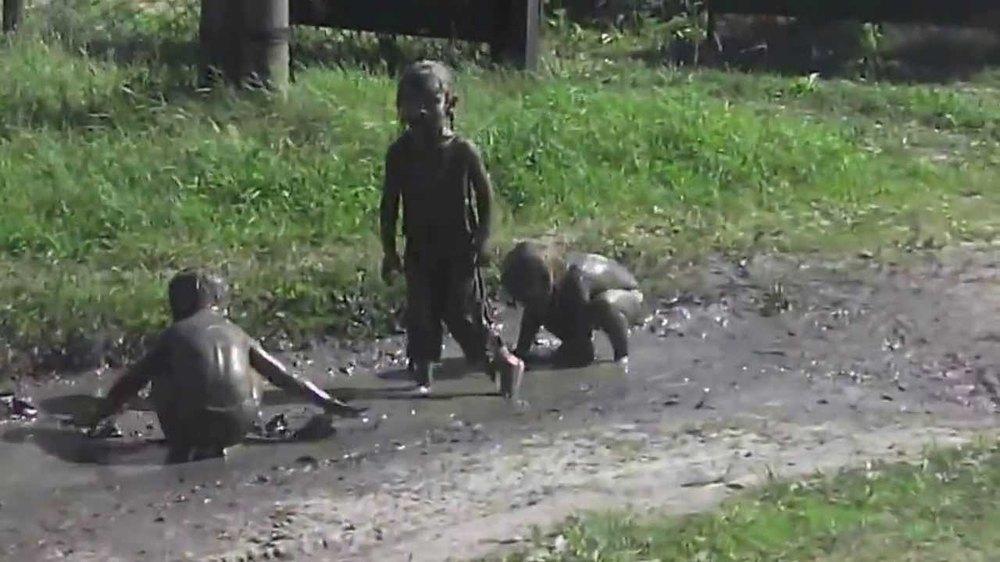 Больше грязи - здоровее ребёнок