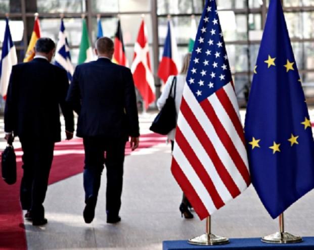Европа бьет Америку по санкциям