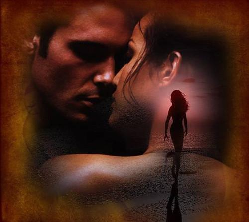 История великой любви - Велес и его Ягиня