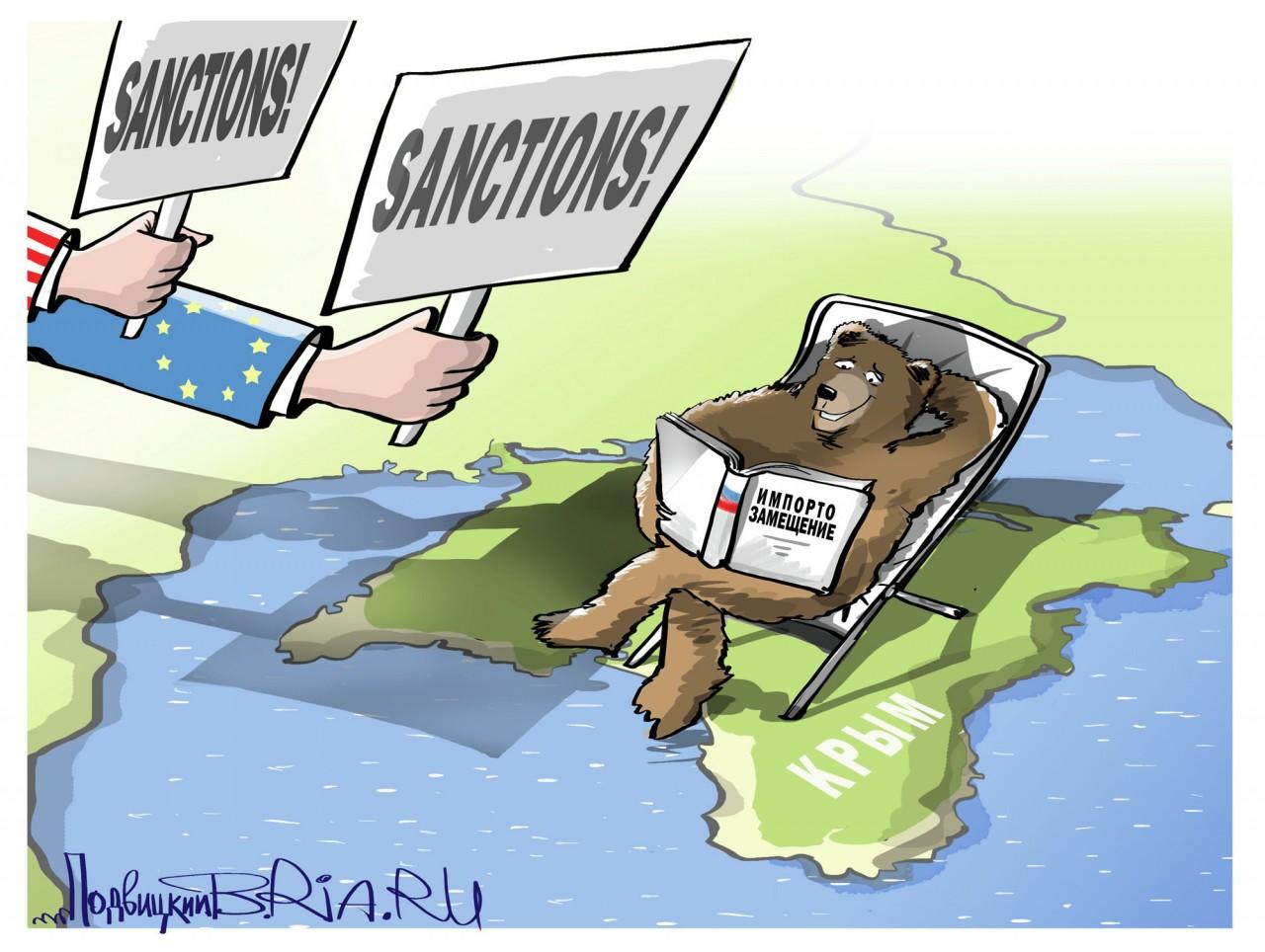 Как Крым на самом деле относится к санкциям: «скоро все это захлебнется»
