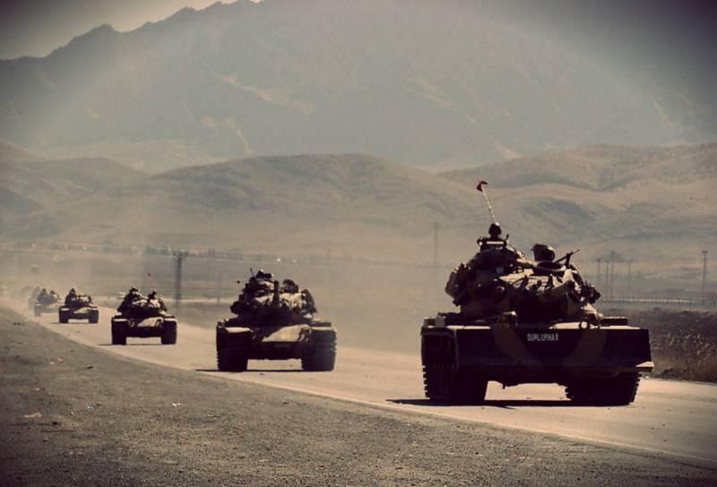 Штурм «Нубльского коридора»: чем обернётся для Анкары очередная утопическая стратегия Эрдогана?