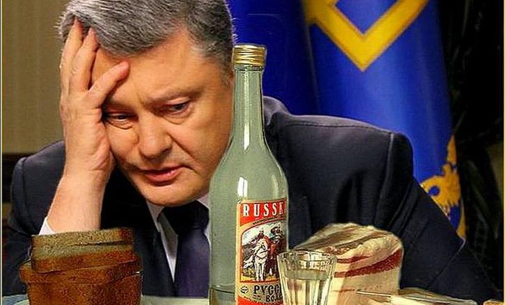 Администрация Порошенко оказалась беззащитна перед спецслужбами России