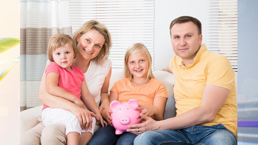 Почему в семье не хватает денег? Когда нужно покупать квартиру? И что можно заказать в метро?
