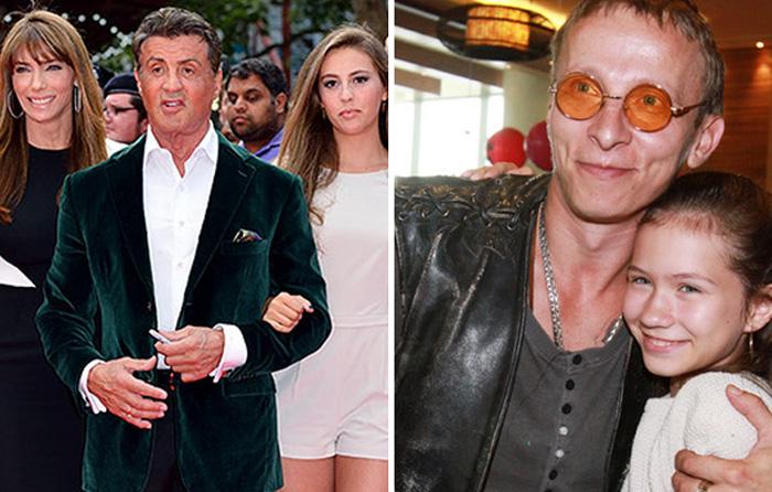 8 известных актеров, ставших многодетными папашами