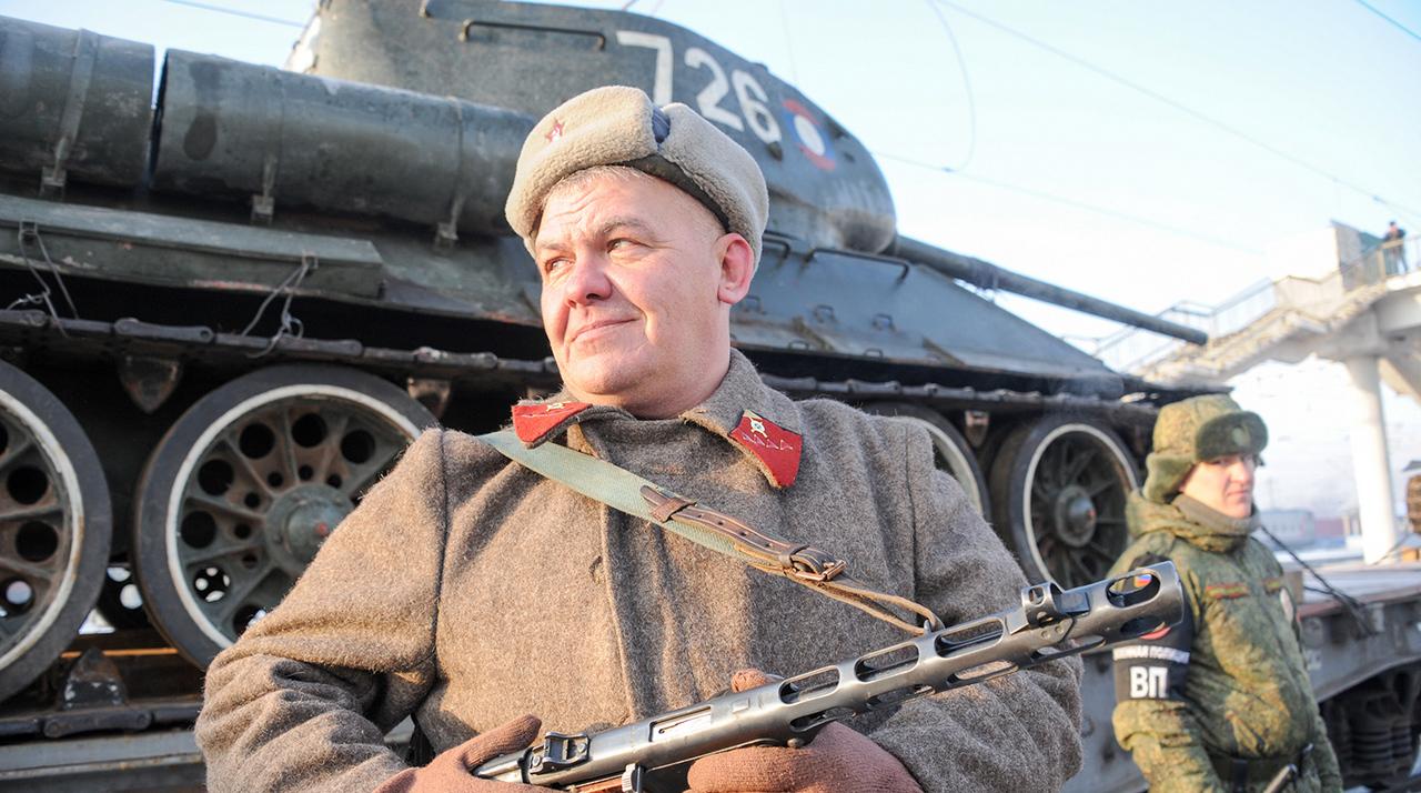 Юрий Селиванов: Парк евроагр…