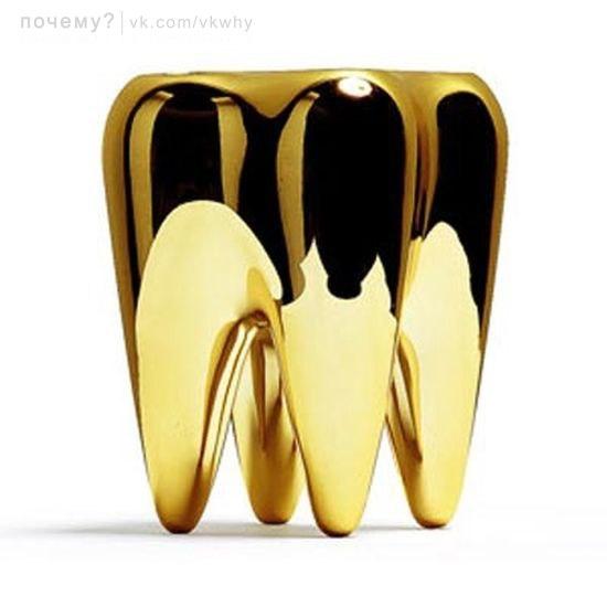 Почему моряки в старинные времена старались иметь во рту хотя бы один золотой зуб?