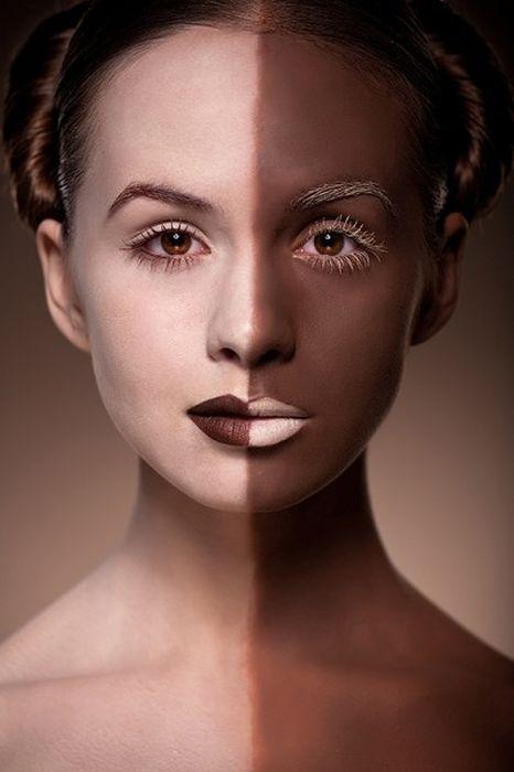 Сногсшибательный макияж