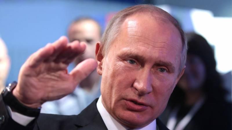 Путин прибыл на базу Хмеймим в Сирии и приказал начать вывод войск