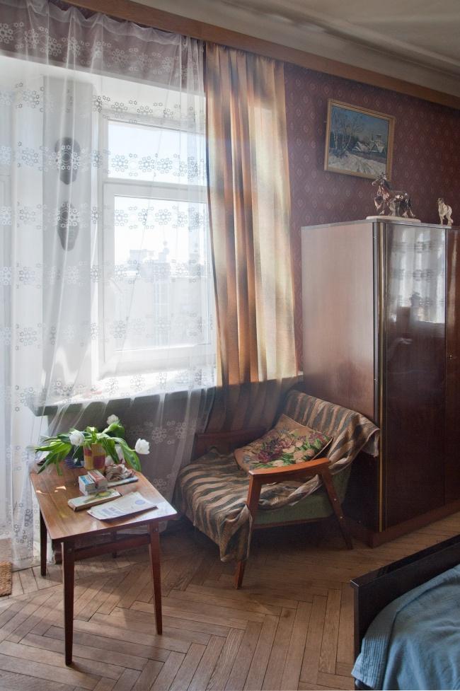 Квартиры по-советски, где жи…