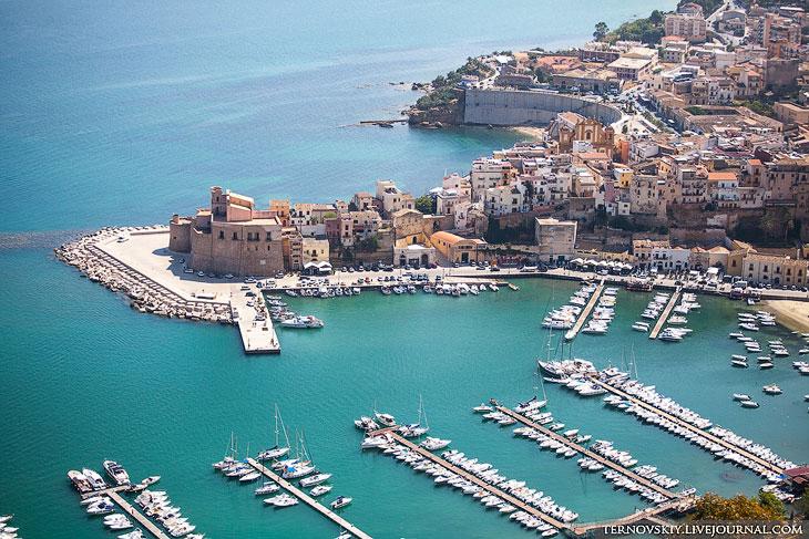 Гнездо мафиози: Сицилия