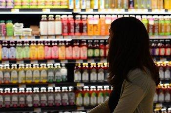 Рост потребительских цен в России ускорился в 5 раз