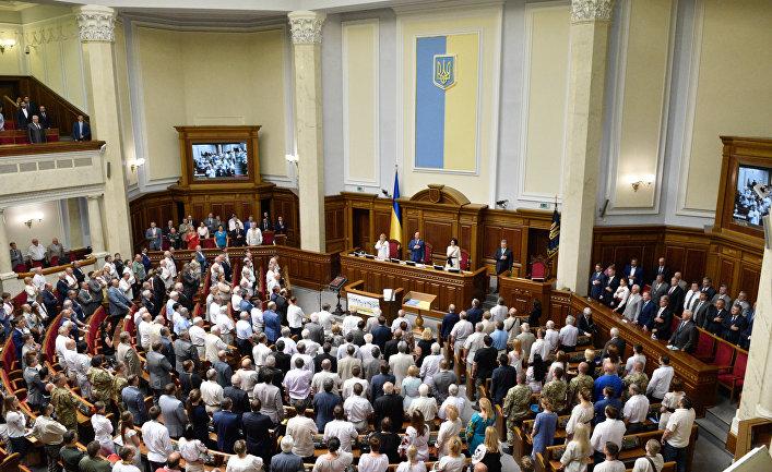 Украина принимает на себя ответственность за военные преступления ОУН и УПА