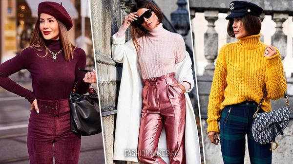 Как носить яркий цвет: 9 модных идей от стилиста Фюсун Линдер на 2019
