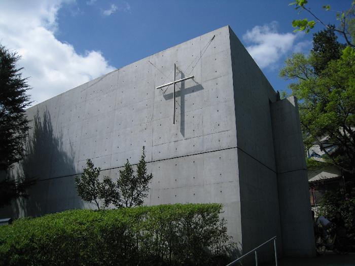 Церковь 'Храм Света' в Осаке