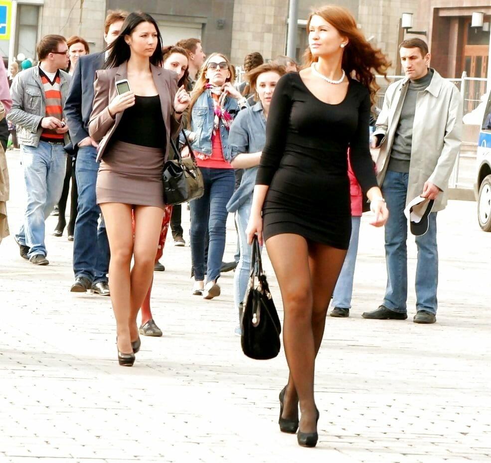 Наши женщины одеваются не для мужчин, а для женщин