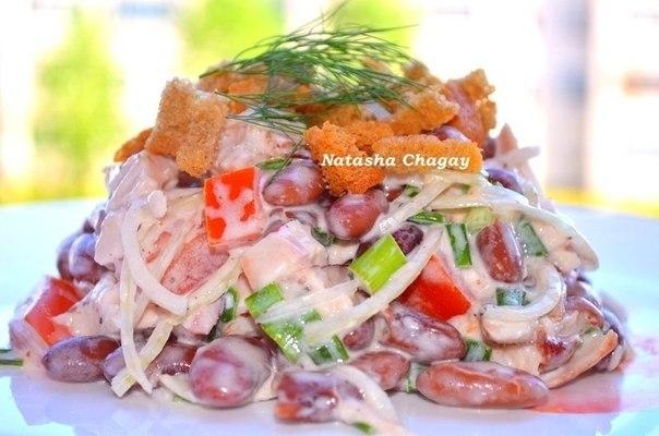 9 вкусных и простых салатов к Новому году