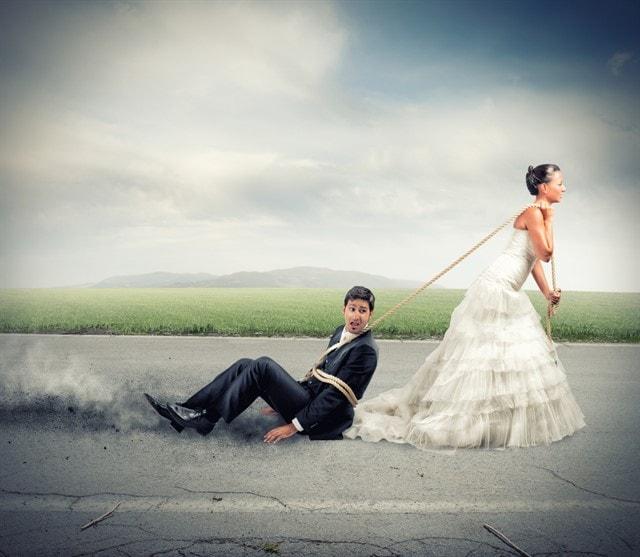 Можно ли гордиться тем, что женила на себе мужика?