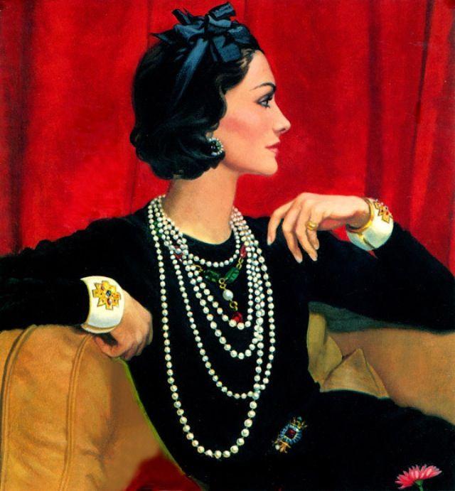 Ривьера, принцесс, мартинэ: разбираемся в видах украшений