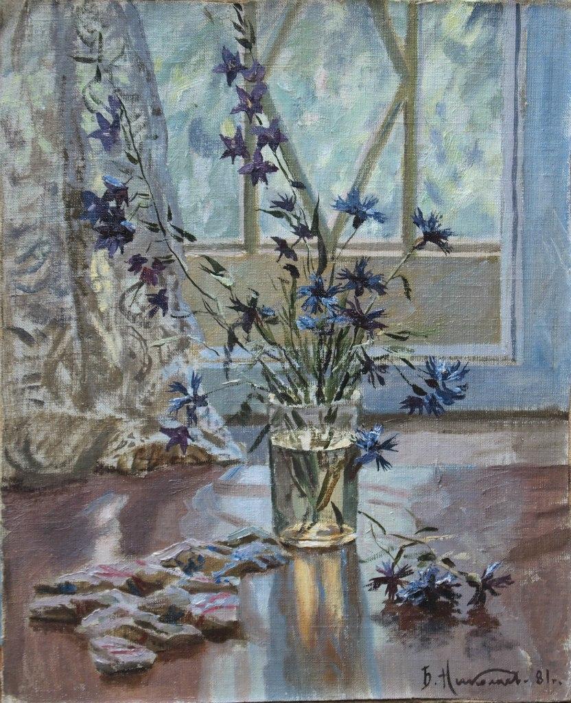 Художник НИКОЛАЕВ Борис Павлович (1925 - 2017)