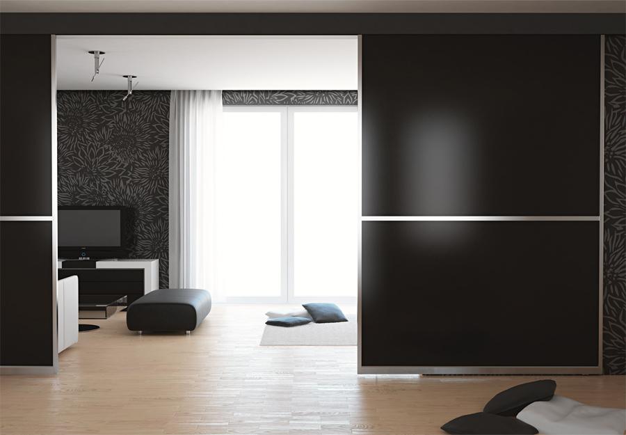 Дизайн интерьера «хрущевки»: раздвижные перегородки вместо стен