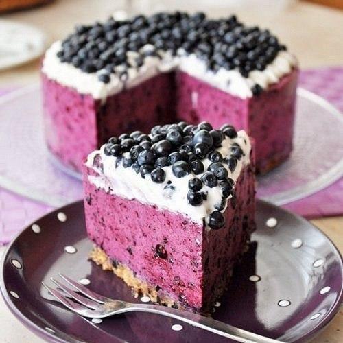 5 рецептов потрясающих низкокалорийных тортов, прекрасный десерт для любого праздника!