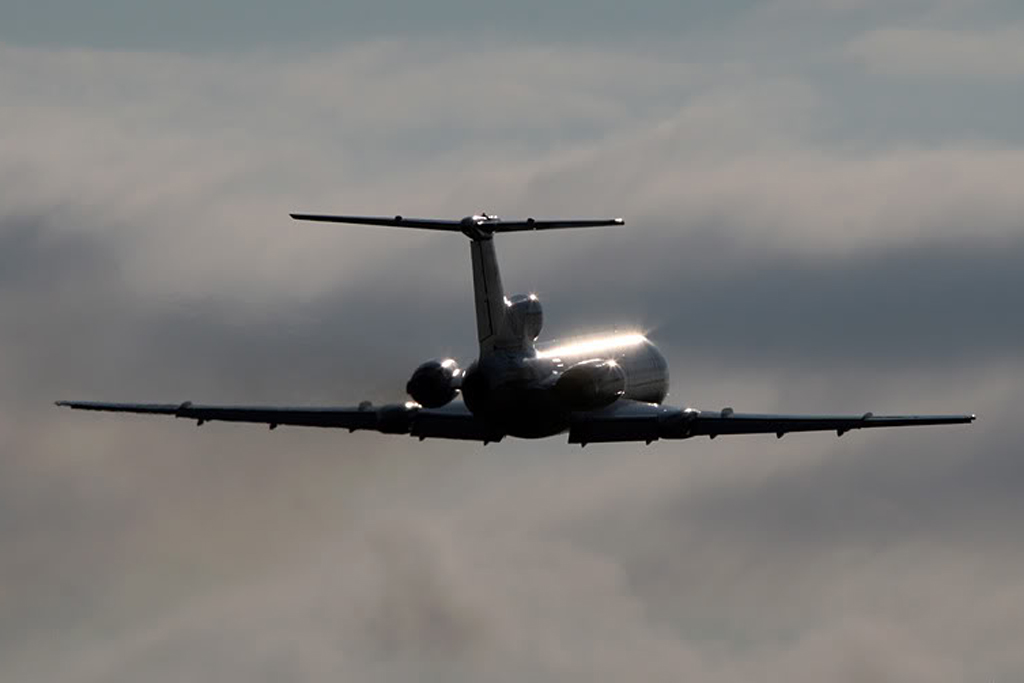 Версии крушения Ту-154: ПЗРК