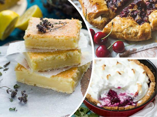 Пять потрясающих рецептов летних пирогов: быстро, вкусно, просто!
