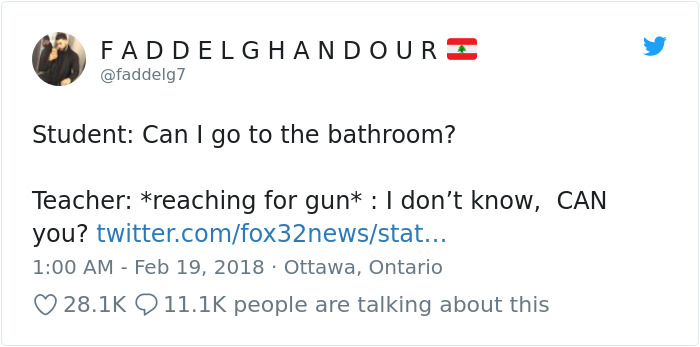 20+ Of The Best Reactions To The Current Gun Situation In America