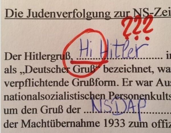 А можно ли относиться к Гитлеру с юмором?