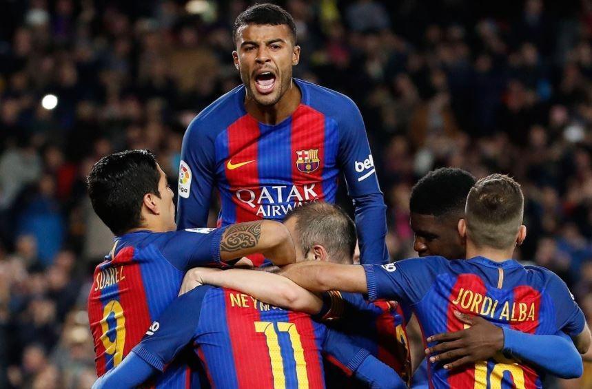 """Игроки """"Барселоны"""" присоединились к крупнейшей забастовке"""