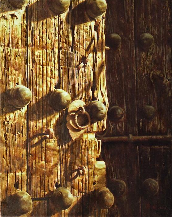 Люди-двери