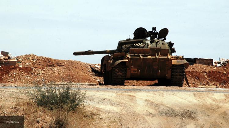 «Тигры» при поддержке ВКС РФ перерезали снабжение последнего оплота ИГ