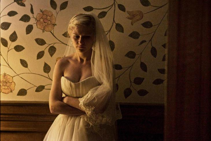 Кадр из фильма «Меланхолия»