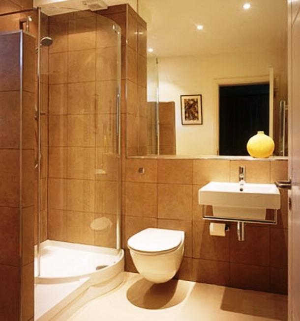 Инсталляция в ванной дизайн 167