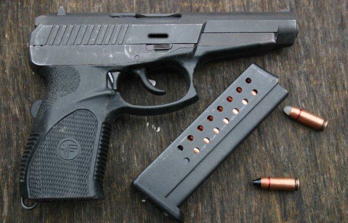 СПС: пистолет для спецназа ГРУ и охраны президента России