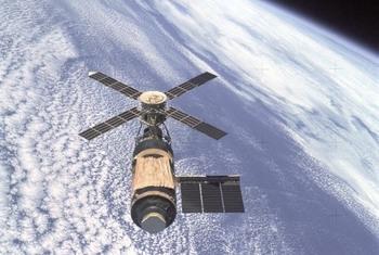 Китай объявил о планах построить свою орбитальную станцию