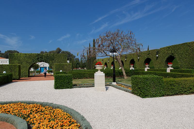 Восьмое Чудо Света - Сады бахаи